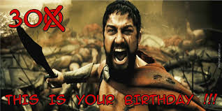 Happy Birthday 30 Meme - happy 30 birthday by donpromillo meme center