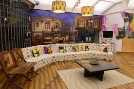 Salman Khan Home Interior Exclusive Pictures Of Bigg Boss House Photo Gallery
