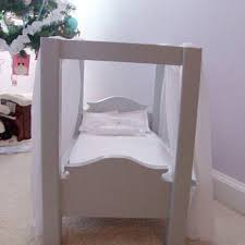how to make american girl doll bed american girl doll bed diy tip junkie