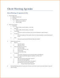 Free Meeting Agenda Templates For Word by 9 Meeting Agenda Format Job Resumes Word