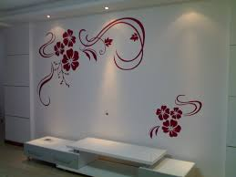White Wall Paint by Photo Beautiful Eco Friendly Vinyl Wall Stickers Flower On White