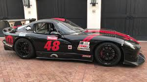 dodge viper race car 1998 viper gts race car 5 heads idle