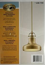 brass mini pendant light nautical mini pendant light antique brass ceiling pendant fixtures