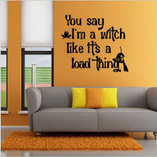 online get cheap halloween wall decoration aliexpress com