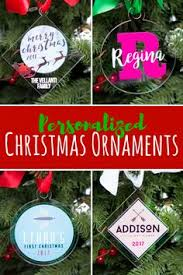 personalized airplane ornament for boy shop