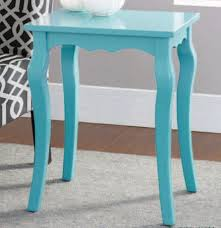 teal accent table incredible blue accent table hometrends accent table for sale at