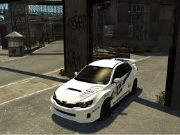 2011 subaru wrx modified gta gaming archive
