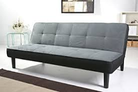 3er sofa grau schlafsofa gästebett schlafcouch 3er sofa grau simply