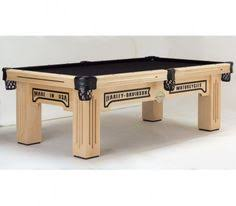 Pool Table Olhausen by Beautiful Brushed Metal Olhausen Pool Table Available From
