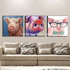 3 little pigs face makeup pig face paint face painting for oil painting of pig oil painting of pig suppliers and