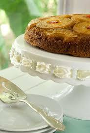 gluten free pineapple upside down cake recipe