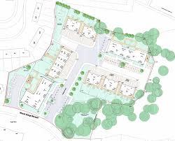 Site Plans For Houses New Plans For Housing On Jutland Court Site The Lochside Press
