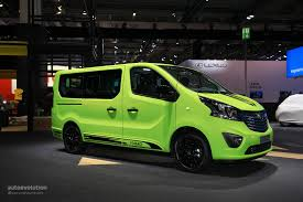 opel green opel vivaro life makes camper vans look cool in frankfurt