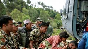 nepal earthquake largest ever disaster relief operation by india