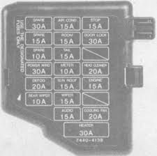 xedos 6 fuse box mazda wiring diagrams instruction