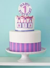 mia u0027s first birthday cake erica o u0027brien cake design cake blog