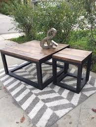The Feminist Mystique Diy Rustic Wood Coffee Table Farm Table by Rustic Home Decor Ana White Diy Shanty 2 Chic Rustic