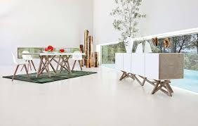 Roche Bobois SAGA Dining room Eco conceived collection