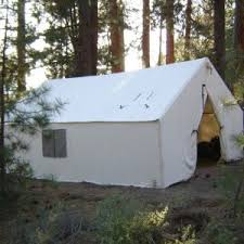 Tent Building Canvas Tents Wall Tent Davis Tent U0026 Awning