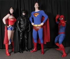 superheroes are set to invade the east midlands this halloween