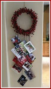 Decorate With Christmas Cards Best 25 Christmas Card Display Ideas On Pinterest Christmas