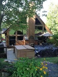 Backyard Ski Lift Jamaica Vt Usa Vacation Rentals Homeaway