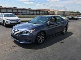 2017 Subaru Legacy Limited Rental Review U2013 Loaded With Everything