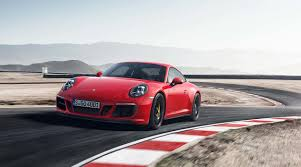 Porsche 911 Evolution - 2017 porsche 911 gts laps u0027ring in 7 26