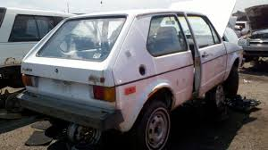volkswagen rabbit junkyard find 1979 volkswagen rabbit 3 door the truth about cars
