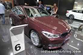bmw 6 series gt at iaa 2017 indian autos blog