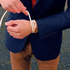 fashion anchor bracelet images Installing the anchor bracelet men 39 s fashion blog jpg