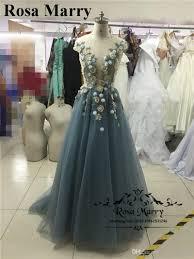 dh prom dresses 3d floral paolo sebastian prom dresses 2017 a line illusion