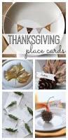 place cards diy thanksgiving place cards my life and kids