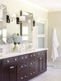 Beveled Bathroom Mirrors Pottery Barn Bathroom Mirror Contemporary Bathroom Sherwin