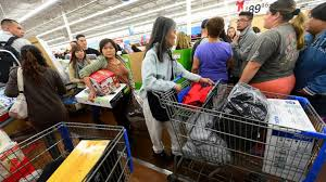 black friday fights in walmart no more riots at walmart over black friday and thanksgiving abc