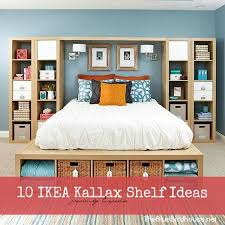 kallax ideas the blue birdhouse my 10 favorite ikea kallax shelf ideas