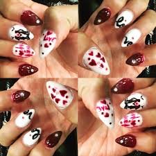 27 valentine nail art designs ideas design trends premium