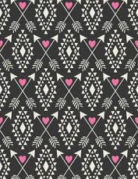 seamless colorful aztec pattern aztec print