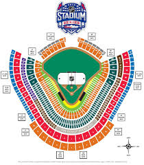 Hilliard Ohio Map Ralph Wilson Stadium Map Stadium Maps Buffalo Bills Stadium Maps