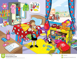 room clipart messy bedroom pencil and in color room clipart