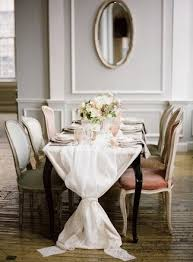 fabric for table runners wedding 16 diy wedding table runner ideas