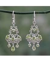 Deal Alert Turquoise Chandelier Earrings Deal Alert Sterling Silver Chandelier Earrings U0027windy Dance U0027 India