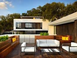 wooden decks in modern patios wood patio furniture with elegant