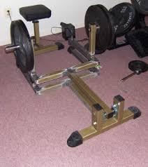 homemade weight lifting equipment