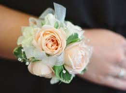 cheap corsages for prom blush wrist corsage wedding flowers