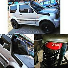 srperformance quick lift 2 inch on jimny sr performance offroad