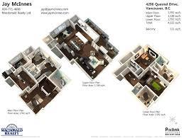 modern family house plans 4721 modern family house plans