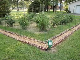 garden fencing ideas fence ideas for a vegetable garden property
