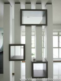 interior splendid living room partition designs bookshelf room