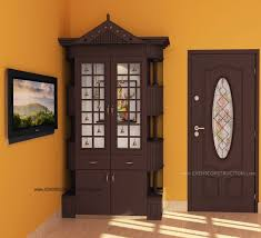 Pooja Room Cabinet Design Idea